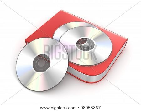 Cd Or Dvd Box
