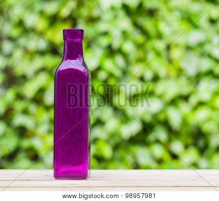 Colorful Bottles.