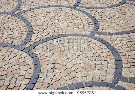 Cobblestones Background