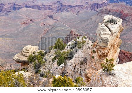Yaki Point, Grand Canyon