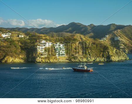 Taganga Landscape And Architecture