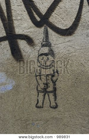 Gnome Graffiti