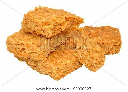 Golden Syrup Oat Flapjacks