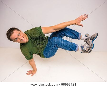 Breakdancer