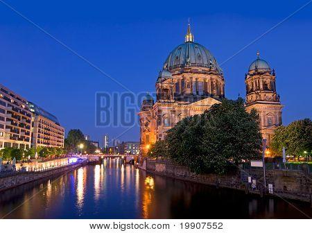 Berlin Dome Berliner Dom
