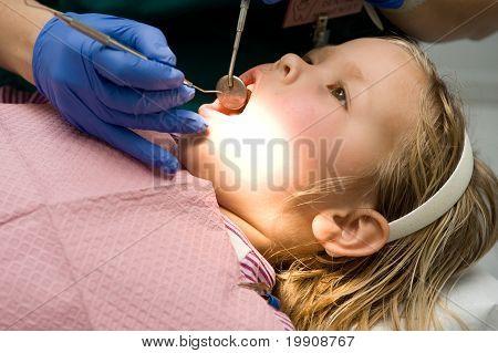 Dental check up