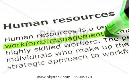Human Resources Definition