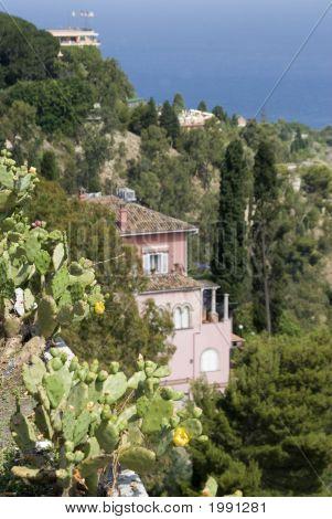 Garden In Sicily