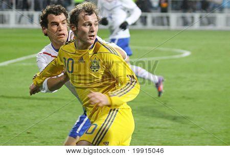 Roman Zozulya Of Ukraine And Dirk Marcellis Of Holland