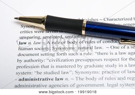 Law Translation Dictionary