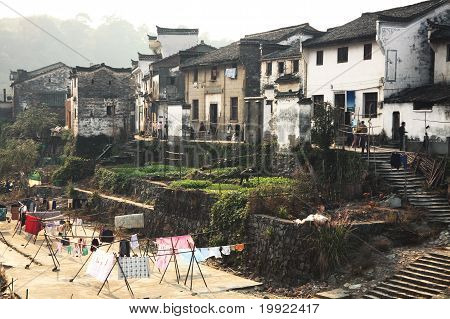 China Country Town