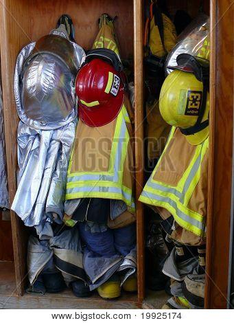 Firemen Geer