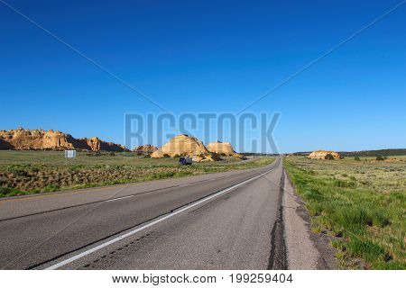 A highway in the state of Utah
