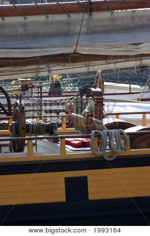 Dana Point Tall Ship Bell