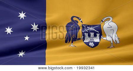 Flag of Australia Capital Territory