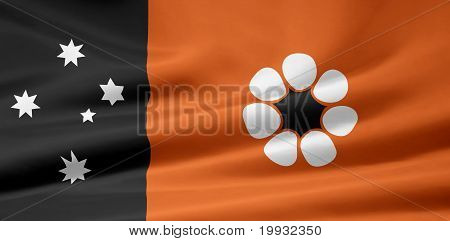 Flag of the Northern Territory - Australia