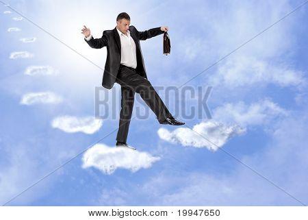 Heavenly walk