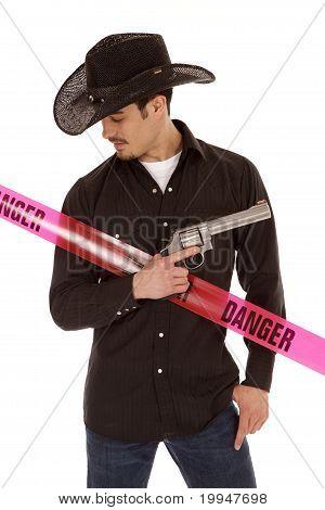 Cowboy Gun Danger