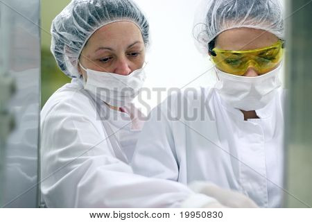 Pharmaceutiacal Workers