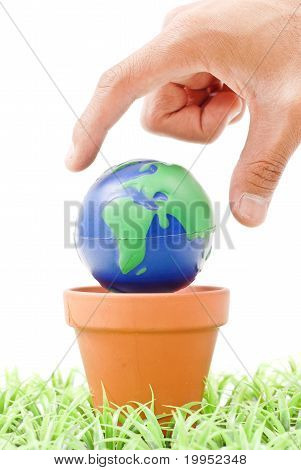Planting A Planet