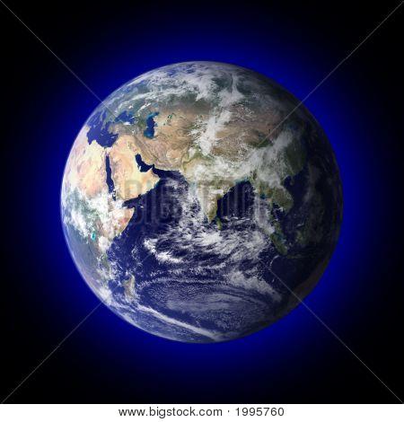 Blue Earth 2