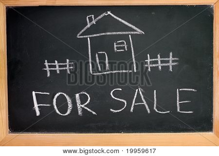 For Sale Concept