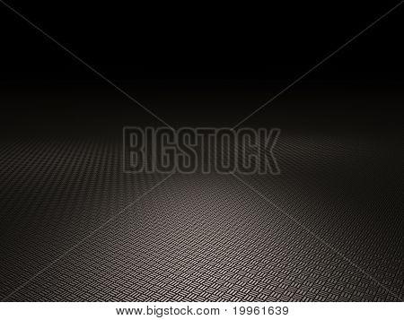 Steel grid plate backround