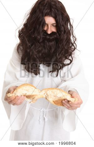 I Am The Bread Of Life.- John Chapter 6