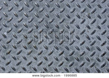 Diamond Metal Plate
