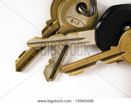 Worn Keys