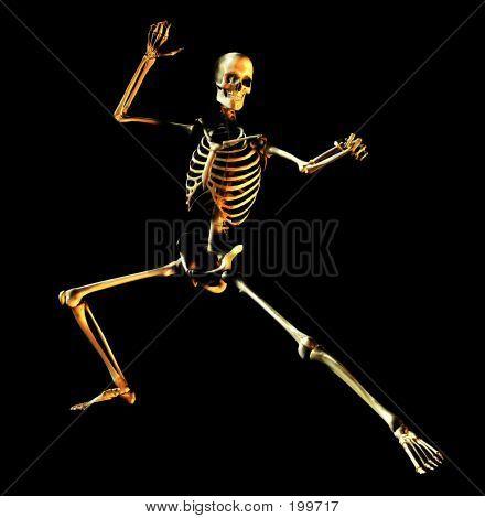 Bone Pose 4
