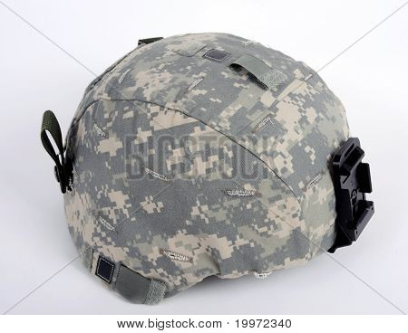 American Ach (advanced Combat Helmet). 21St Century Helmet