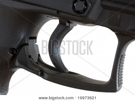 Polymer Handgun Trigger