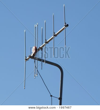 Old Vhf Tv Aerial