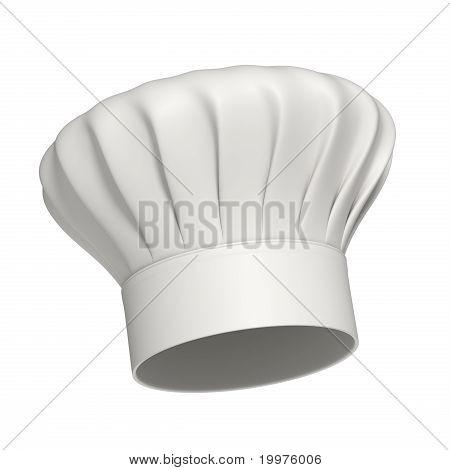 Chapéu de chef - ícone - isolado