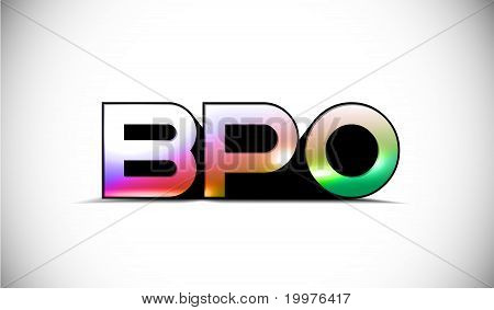 3D Bpo Text