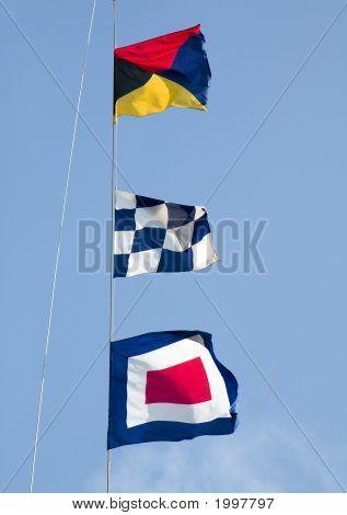 Maritime Signal Flags