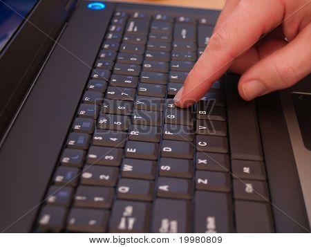 Hit Any Key