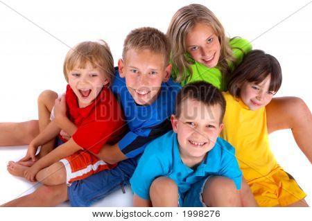 Jolly Children