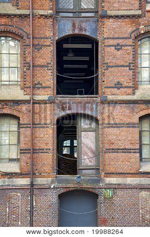 Storehouse-town