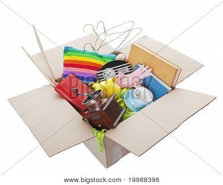 Flohmarkt-Box