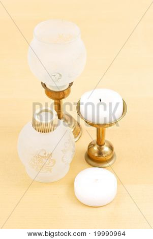 Lamp Post Votives