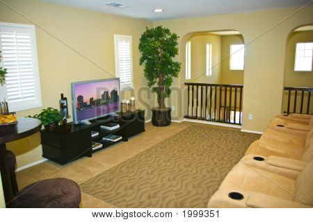 Family Lounge Room