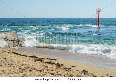 The Etel Sandbar (France, Brittany South)