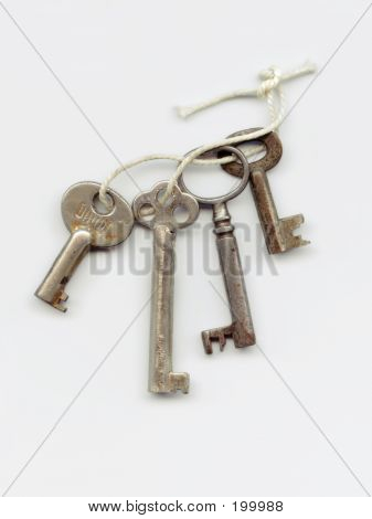 Old Key String