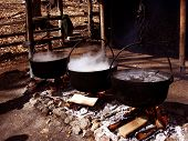 picture of maple syrup  - Maple syrup distillery in - JPG