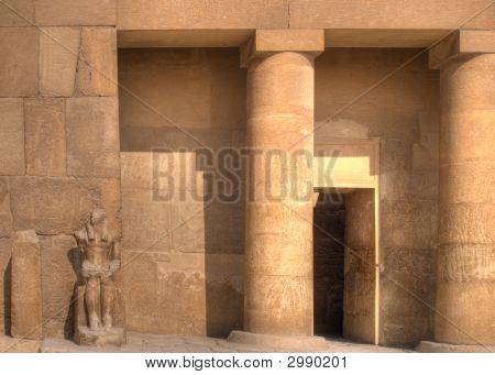 Tomb Doorway