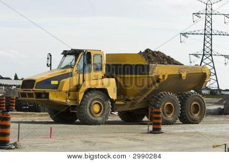 Supersize Dump Truck