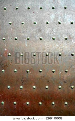 metallische Textur grunge hintergrund