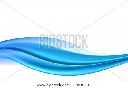 simple wave illustration